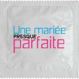 Preservatif - UNE MARIEE...