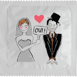 Preservatif - OUI BAILLONNE