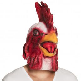 Masque latex Coq