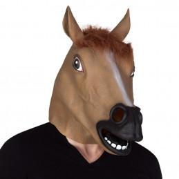 Masque latex Cheval