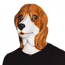 Masque latex Beagle