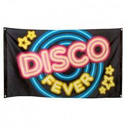 Drapeau Disco fever 90 x...
