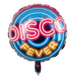 Ballon mylar DISCO FEVER 45...