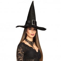 Chapeau sorcière noir 57-61...