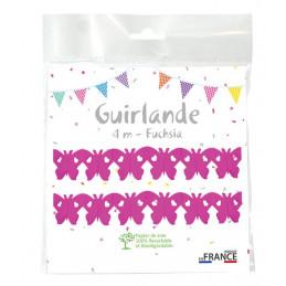 Guirlande Papillon 4m -...