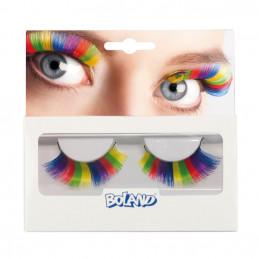 Faux cils - Rainbow