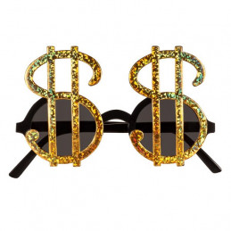 Lunettes party Dollar