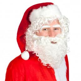 Perruque Père Noël avec...