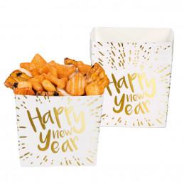 Set 6 Bols Happy New Year...