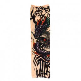 Manchon de tatouage Dragon...