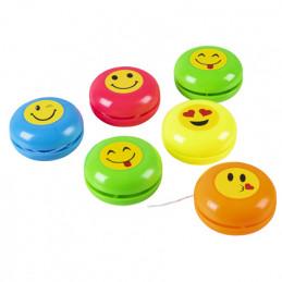 6 Yo-yos souriants...