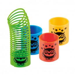 Set 4 Slinkies 4 couleurs...