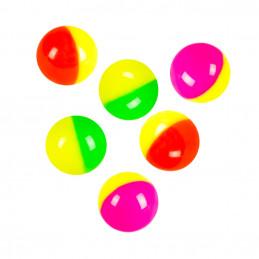 Set 6 Balles rebondissantes...