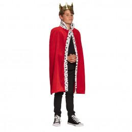 Manteau du roi enfant (80 cm)
