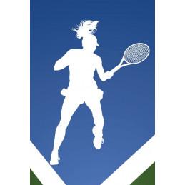 Guirlande sport Tennis  5 m...