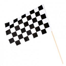 Drapeau  polyester Racing...