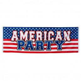 Bannière polyester USA  74...
