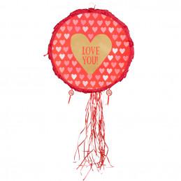 Piñata Love D40 cm