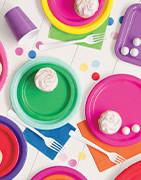 Assiettes écologiques